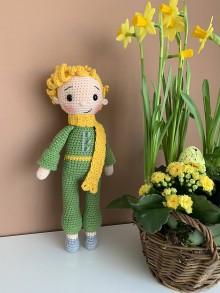 Hračky - bábika malý Chlapček - 10645781_