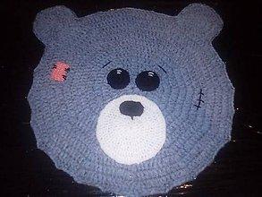 Úžitkový textil - macko uško - 10647205_