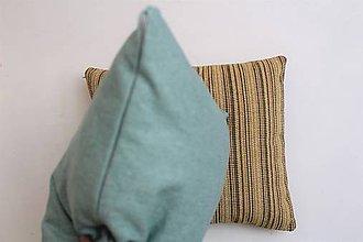 Úžitkový textil - Vankúše 2 ks - aj samostatne - 10644971_