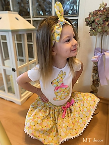 Detské oblečenie - BODY SO ZAJKOM / s aplikaciou... - 10646482_