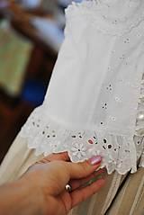 Detské oblečenie - Vintage šaty pre slečnu - 10645267_