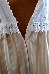 Detské oblečenie - Vintage šaty pre slečnu - 10645270_