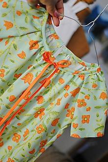 Detské oblečenie - Jarné šatičky - 10645272_