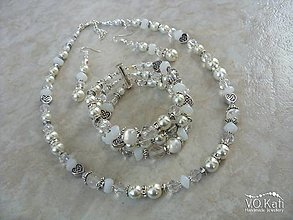 Sady šperkov - Letty - sada šperkov z korálok - 10649177_