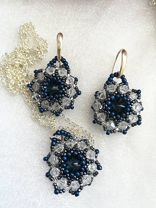 cff68b5b6 Swarovski náhrdelník Aleca (Ag 925) / Ju-ju - SAShE.sk - Handmade ...