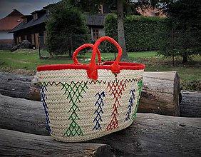 Kabelky - Letná plážová taška (Aseela)) - 10649018_
