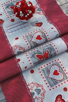 Úžitkový textil - Štóla.. - 10647560_