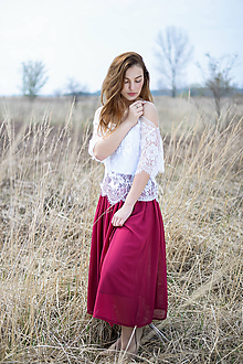 Sukne - sukňa Adeline - 10647642_