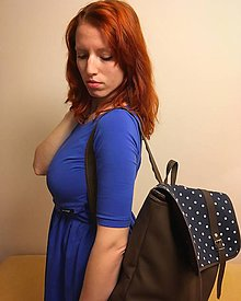 Šaty - Šaty na dojčenie- strih Eva - 10649656_