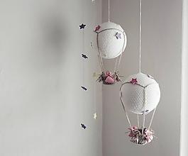 Hračky - Balón s hviezdičkami - 10649762_