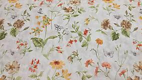 Textil - Jarná....š.140cm - 10647763_