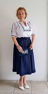 Šaty - Spoločensko folklorna súprava - 10648679_