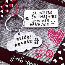Kľúčenky - pani UČITEĽKE z LÁSKY - 10652094_