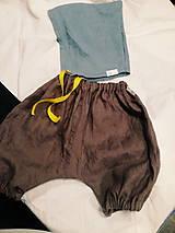 Detské oblečenie - Krátke gate - 10651884_