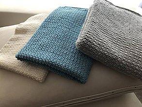 Textil - Detská deka BabyMerino - krémová - 10652312_