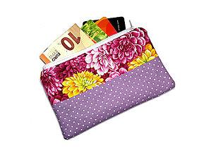 Taštičky - taštička do kabelky 14,5x8,5cm - 10650941_