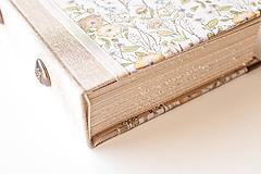 Papiernictvo - Môj herbár diary II. - 10651838_