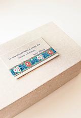 Krabičky - Design box na mieru