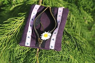 Taštičky - Námornícka kapsička - prívesok na kľúče - 10650677_