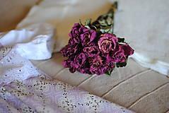 Detské oblečenie - Fialkové šatičky - 10651504_