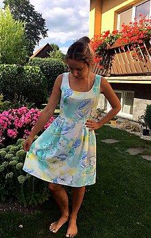 Šaty - ŠATY BETKA - 10653103_