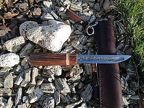 Nože - Jakutský nôž - 10653933_