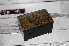 Krabičky - Čierna krabička - 10653191_