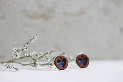 Šperky - Manžetové gombíky Srdce - 10652924_
