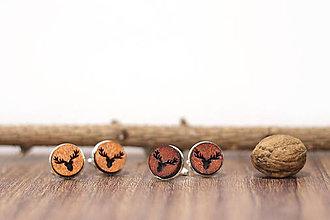 Šperky - Manžetové gombíky Jelene - 10652908_