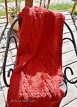 Úžitkový textil - deka - 10653266_