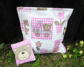 Textil - Pohankové vankúšiky - 10652458_
