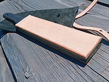 Nože - Leather strop - 10653606_
