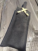 Nože - Leather strop - 10653607_