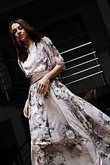 Šaty - Šaty romantický vánok - 10655775_