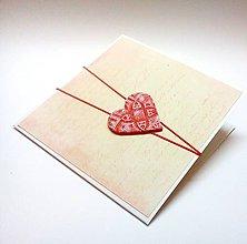 Papiernictvo - Pohľadnica ... pocukrovaná láska - 10655717_