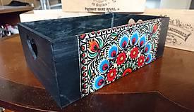 "Krabičky - Bednička ""Ornament"" - 10656029_"