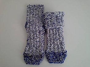 Topánočky - Detské ponožky 46 - 10654494_