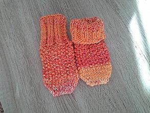 Topánočky - Detské ponožky 48 - 10654503_