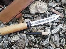 Nože - Jakutský nôž - 10655866_