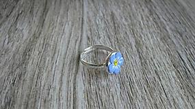Prstene - Nezábudka prsteň, č. 2623 - 10655604_