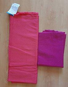Textil - Malinová látka + 1 ZDARMA - 10655804_