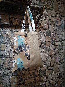 Nákupné tašky - Eco plátená taška 415 - 10654292_