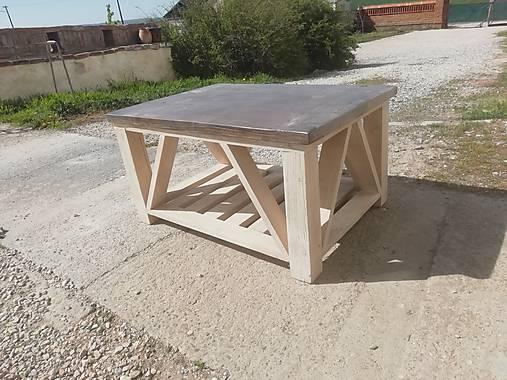 255cc0621 Konferencny stolik č. 32 / Franko - SAShE.sk - Handmade Nábytok
