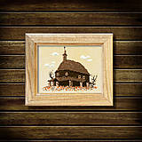 Obrazy - Kostolík NA ZÁKAZKU - 10655477_