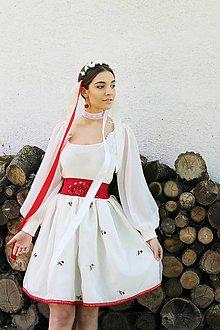 Šaty - Netradičné svadobné z 250:eur na 198 - 10656700_