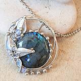 Náhrdelníky - INES náhrdelník - 10656057_