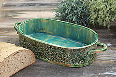 Forma na pečenie chleba - kolekcia Záhrada - oválna MAXI