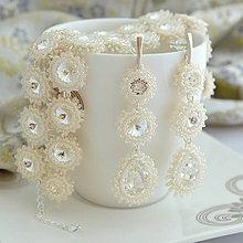 Sady šperkov - Diamond ICE Double set - 10656074_