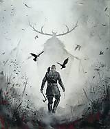 severská mytológia (Ragnar Lothbrok) • print
