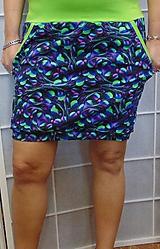 Sukne - Sukně barevná peříčka S - XXL - 10656627_